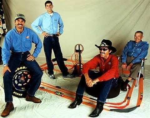4 Generations of the Richard Petty Racing Family