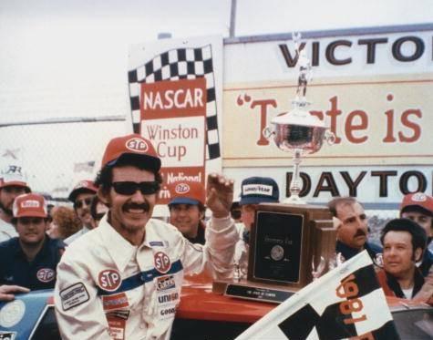 Richard Petty win at Daytona 500