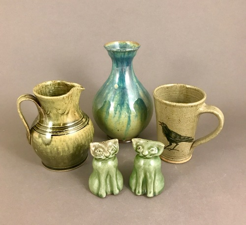 jugtown pottery