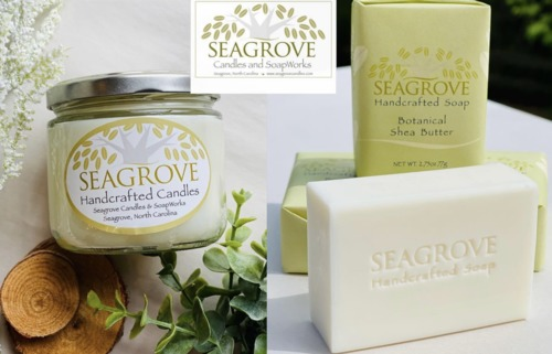 seagrove candles & soapworks