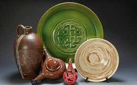 Hatfield Pottery, Seagrove NC