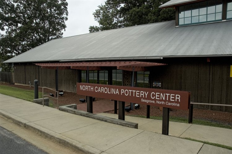 NC Pottery Center, Seagrove NC