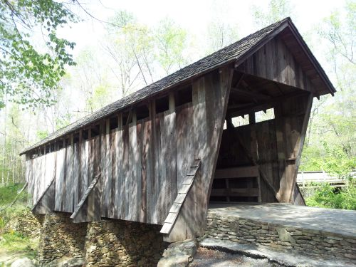 Pisgah Covered Bridge, Asheboro
