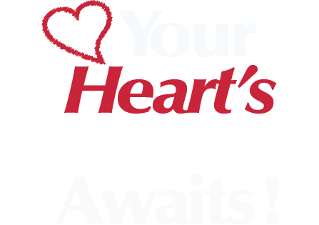 Your Heart's Adventure Awaits!