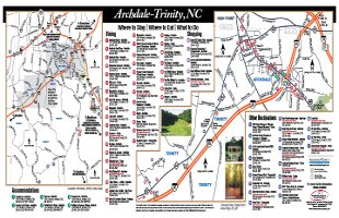 Archdale Trinity Map