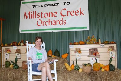 Beverly Mooney | Millstone Creek Orchard