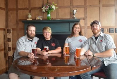 Joel McClosky | Four Saints Brewing Company