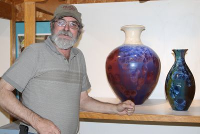 Phil Morgan | Phil Morgan Pottery