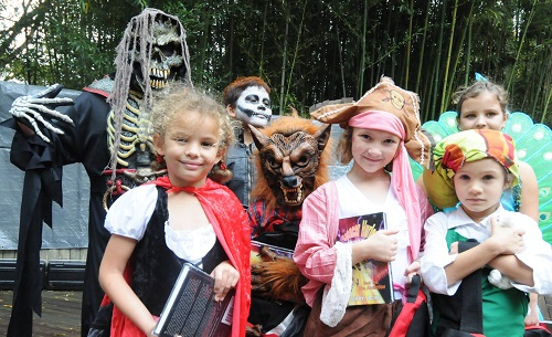 North Carolina Zoo celebrates Boo at the Zoo
