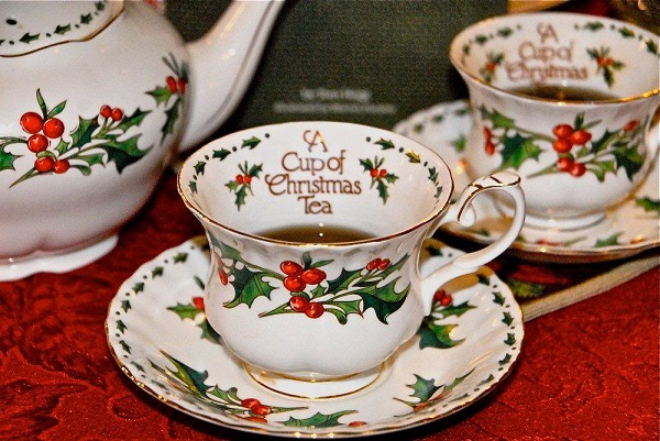 Carriage House Tea - Free Tea Tasting: Christmas Blend Black Tea