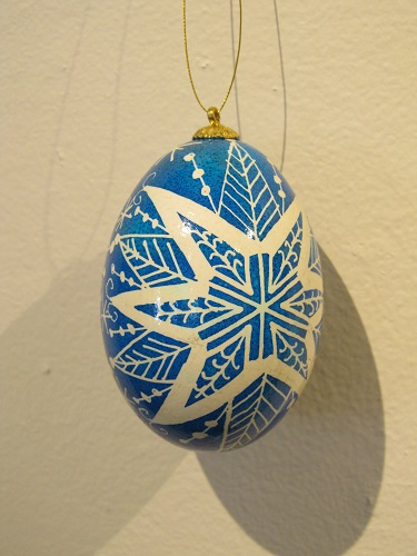 The Randolph Arts Guild Presents Ukrainian Christmas Eggs with Karen McFetters