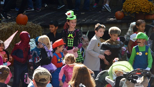 North Carolina Zoo Celebrates Boo at the NC Zoo, Oct 24-25