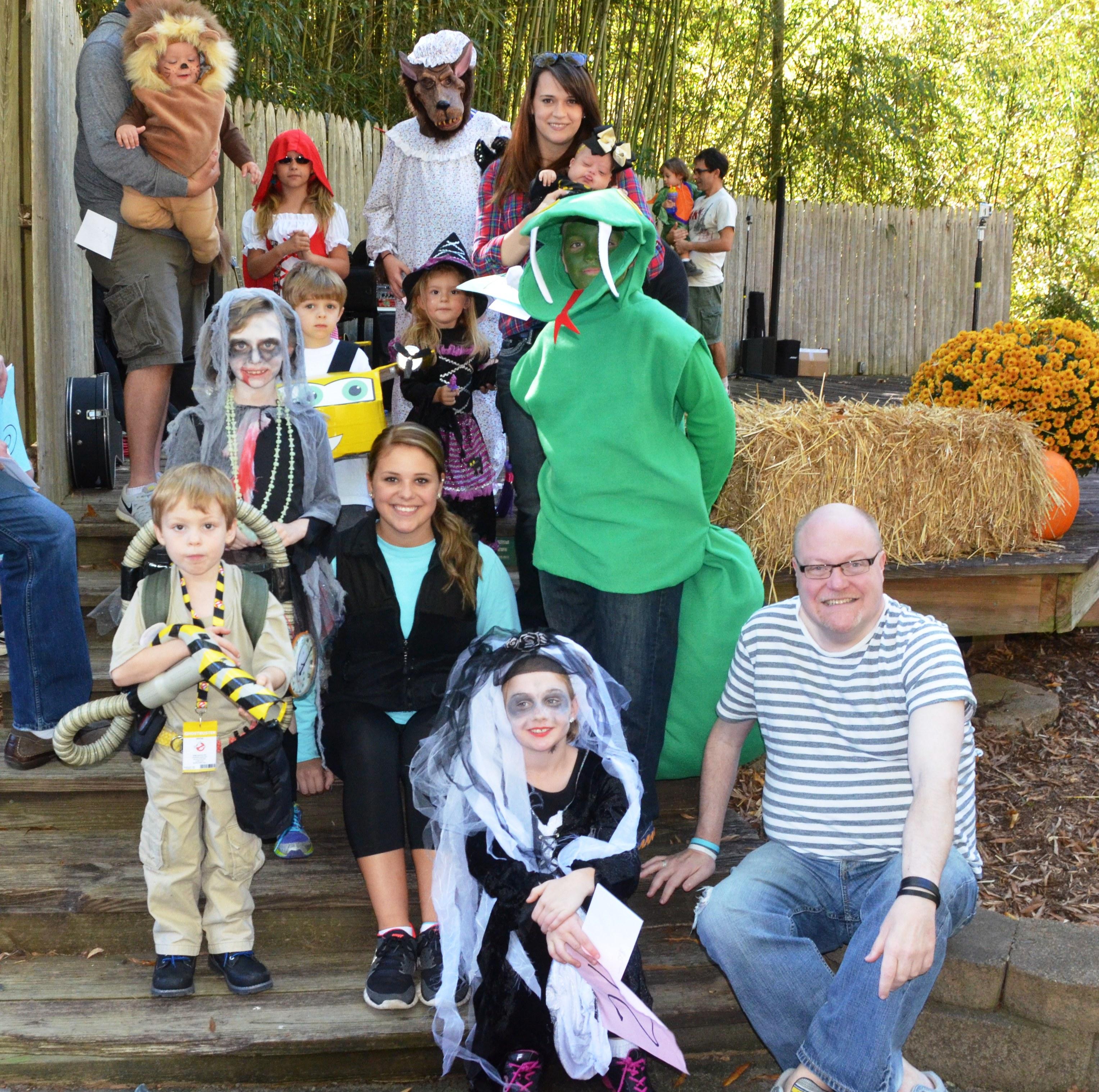 North Carolina Zoo Celebrates Boo at the Zoo Oct 22 & 23
