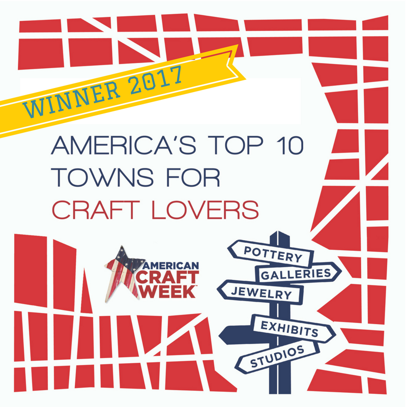 Seagrove, NC Captures Title of Top US Town for Craft Lovers