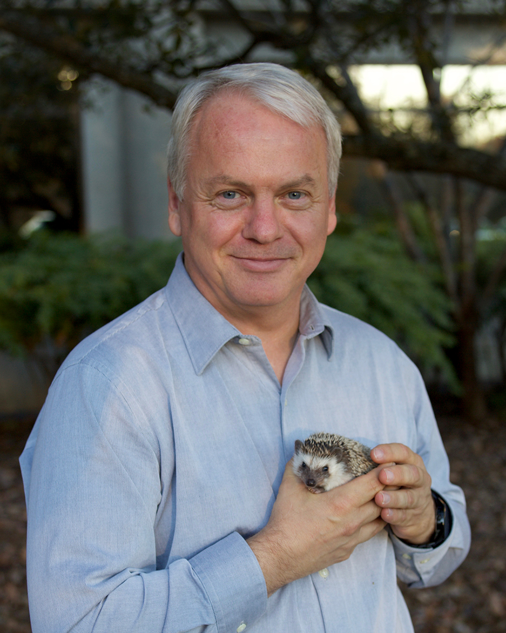 Roger Sweeney Named General Curator of the North Carolina Zoo