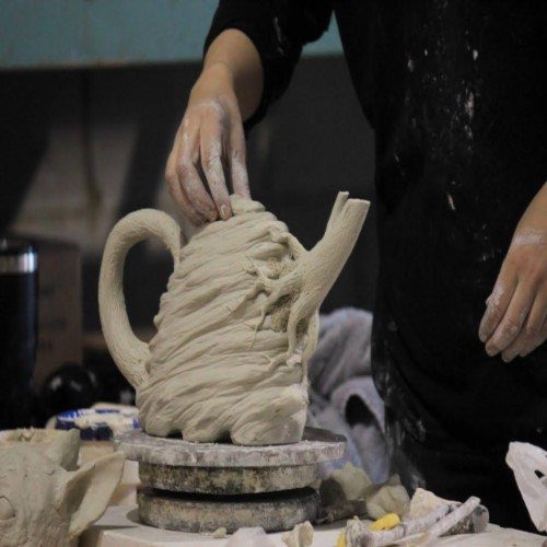 North Carolina Pottery Center New Artist-in-Residence