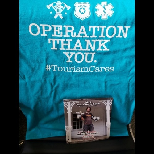 "Tourism Development Authority Hosts 3rd Annual ""Operation Thank You"" Event"