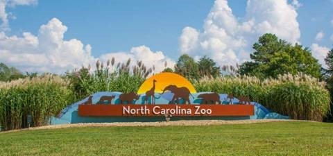 North Carolina Zoo to Temporarily Close Effective March 17, 2020