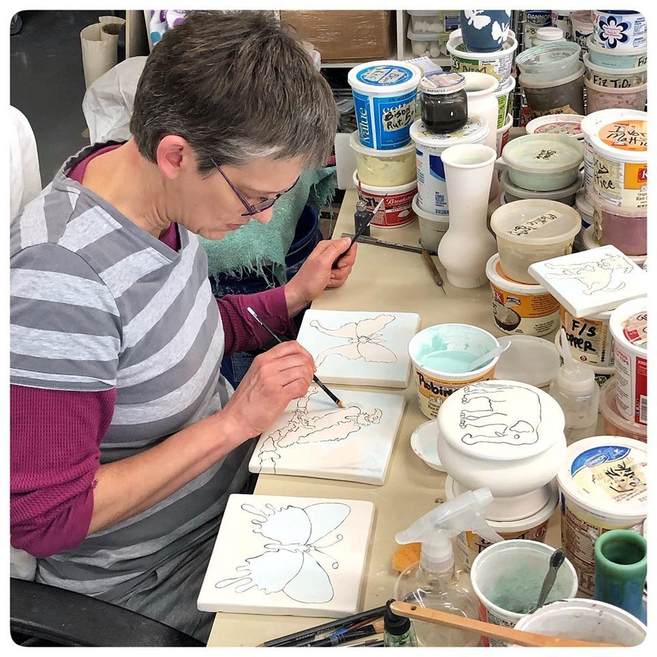 Pottery Business Adapts to New Mandates