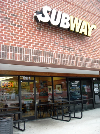 Subway - Archdale