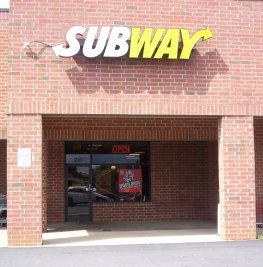 Subway - Liberty