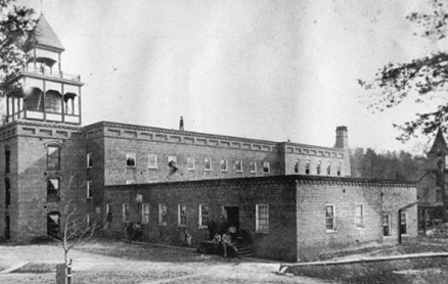 1838 Franklinsville Manufacturing Company