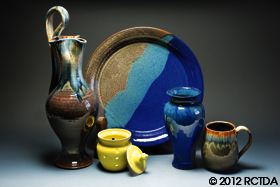 A.R. Britt Pottery