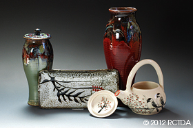 Great White Oak Gallery & Red Hare Pottery