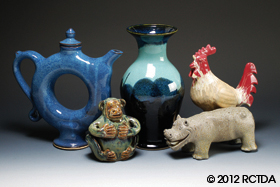 Moore Pots Pottery
