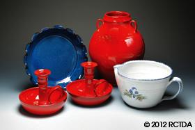 Original Owens Pottery