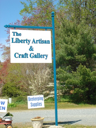 Liberty Artisan and Craft Gallery