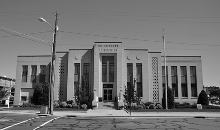 1938 Asheboro Municipal Building