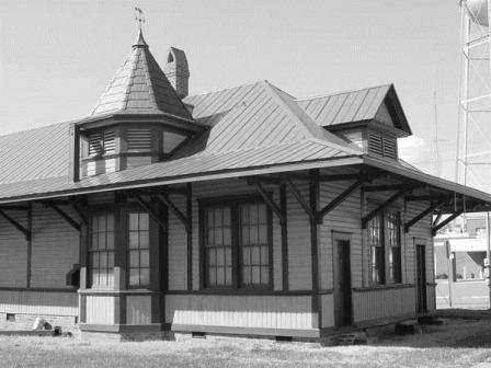 Liberty Train Depot