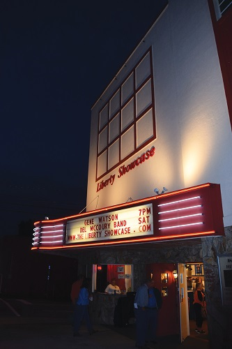 The Liberty Showcase Theater