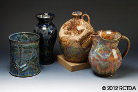 Keith Martindale Pottery