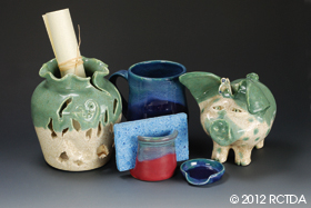 Lufkin Pottery