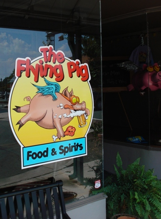 The Flying Pig Food and Spirits