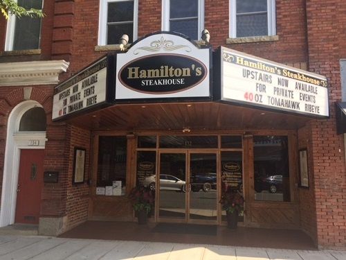 Hamilton's Steakhouse