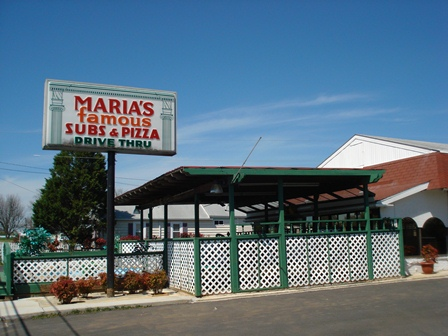 Maria's Famous Subs and Pizza