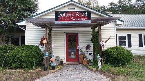 Pottery Road Studio and Gallery