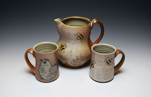 Blue Hen Pottery