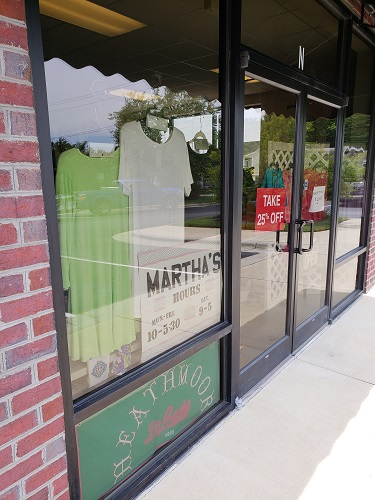 Martha's Wholesale Apparel