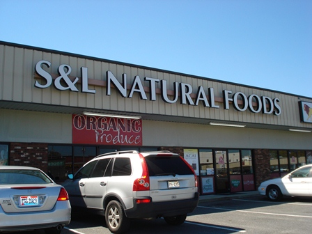S and L Natural Foods