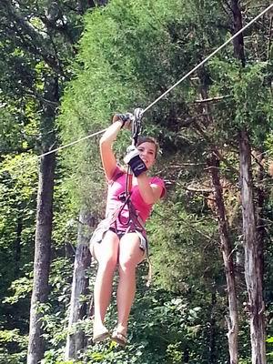 Richland Creek ZipLine Canopy Tour