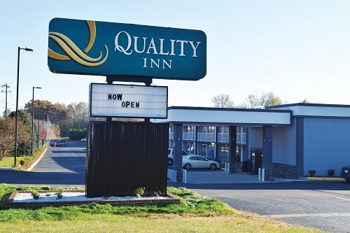 Quality Inn - Asheboro