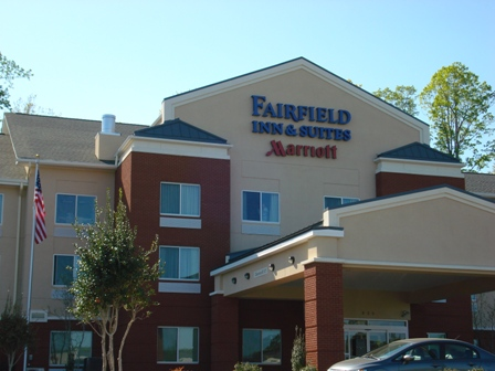 Fairfield Inn & Suites by Marriott - Asheboro