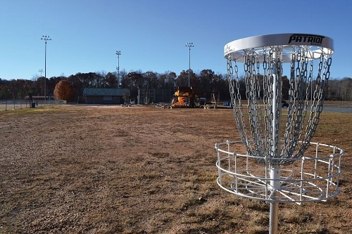 Presnell Park & Disc Golf Course