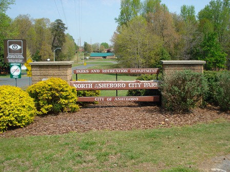 North Asheboro Park & Disc Golf Course