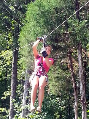 Richland Creek ZipLine Canopy Tour