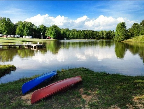 Deep River Campground